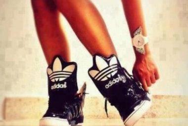 Buty w stylu Swaggie
